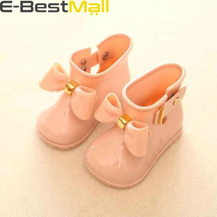 Cute Boots For Baby Girl - pink / 3 - Boots