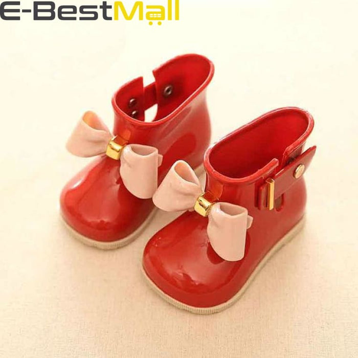 Cute Boots For Baby Girl - red / 3 - Boots