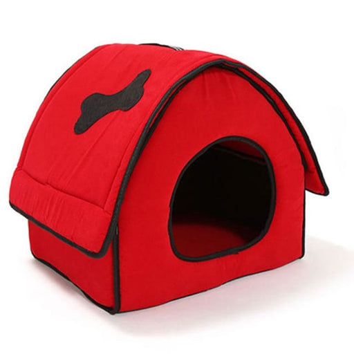 Cute Pet House For Small Animals Dog / Cat - Pet House