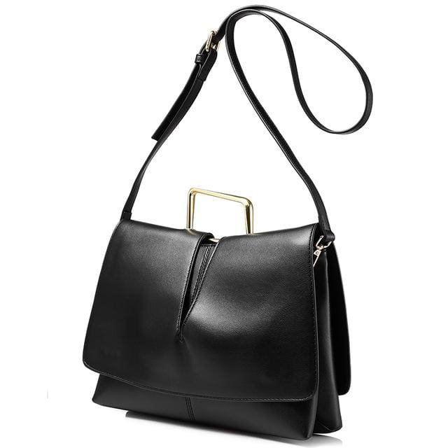 Design handbag for women envelope - evening clutch bags female solid - Black / China / (20cm<Max Length<30cm) - Handbags & Crossbody bags