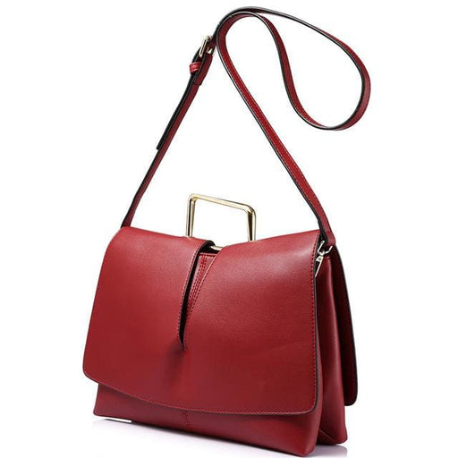 Design handbag for women envelope - evening clutch bags female solid - Red / China / (20cm<Max Length<30cm) - Handbags & Crossbody bags