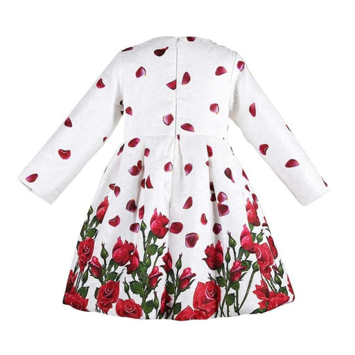 Dress Princess Long Sleeve For Girls - Dresses