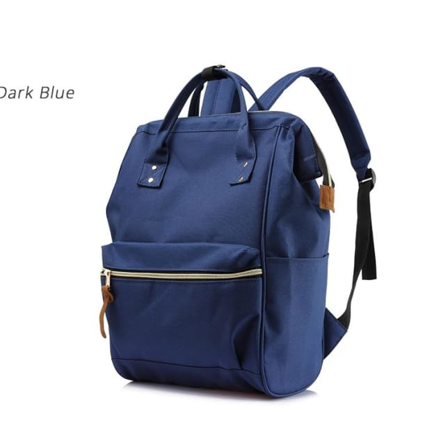 Fashion backpack for womens school backpack for teenage girls large capacity unisex - Softback