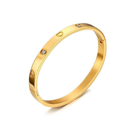 Fashion Bracelet For Womens 2018 - Gold - Bracelet
