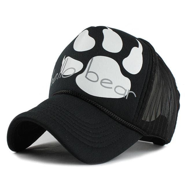 Fashion Cap For Women & Men - Claws black - Baseball Cap