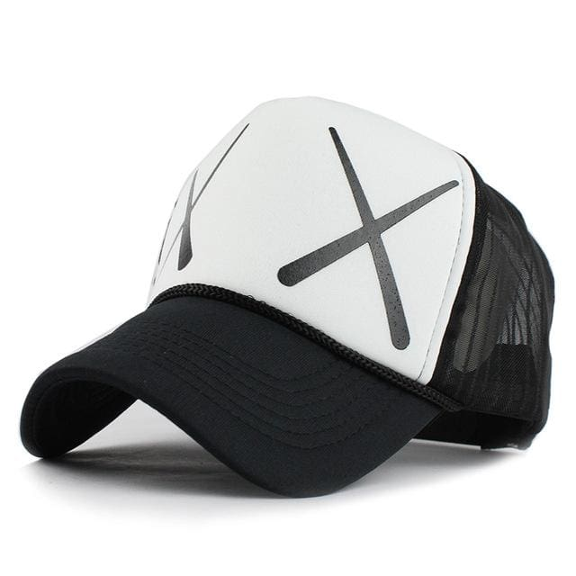 Fashion Cap For Women & Men - XX white - Baseball Cap