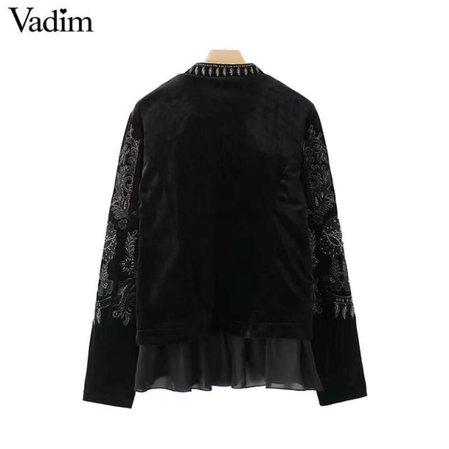 Fashion coat for womens long sleeve - Coat