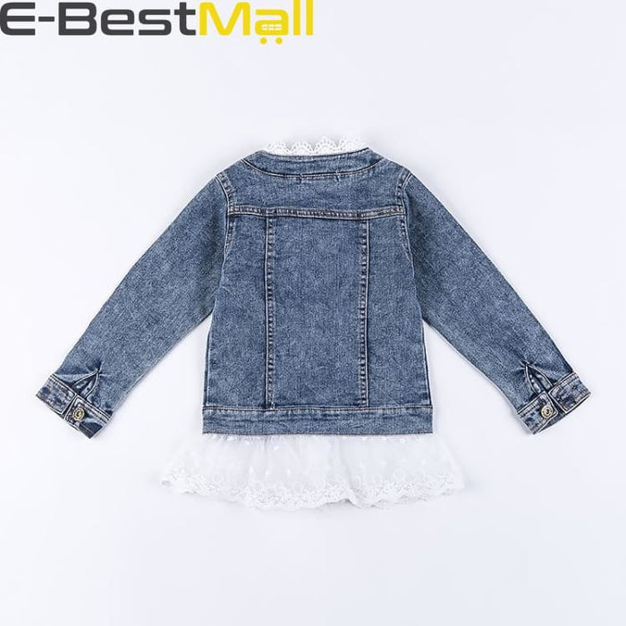 Fashion Jacket Cowboy For Girls - Jacket