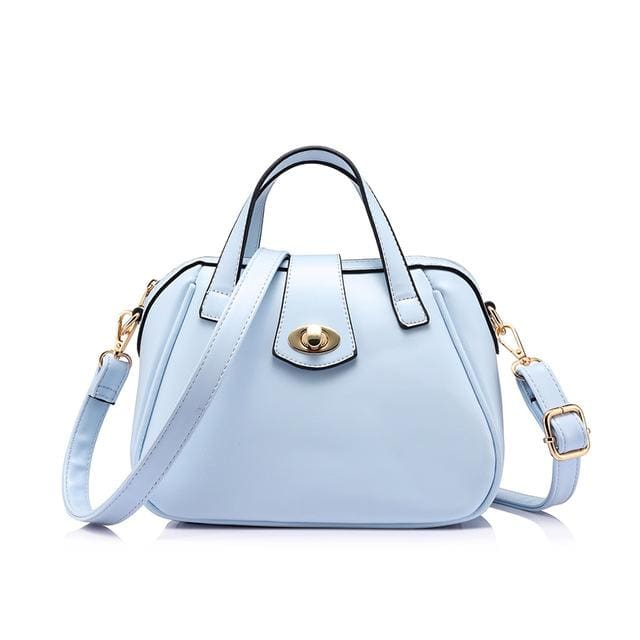 Fashion luxury handbag 2018. women bag designer high quality. messenger bag female. shoulder bag Pink/Blue/Red - Blue / China / (20cm<Max