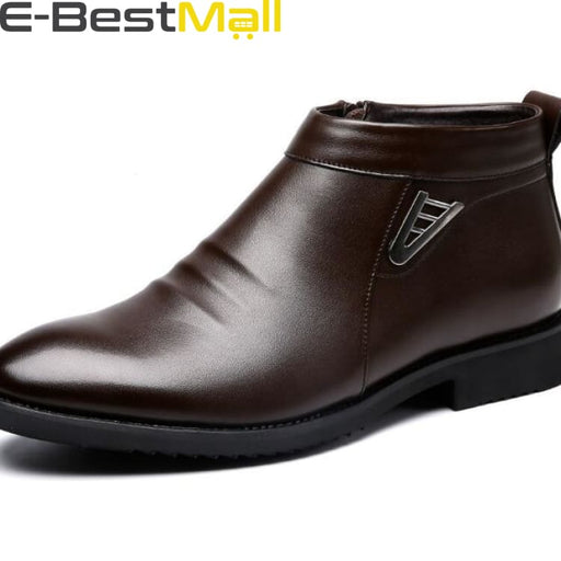 Fashion Mens Comfortable Boots - Basic Boots