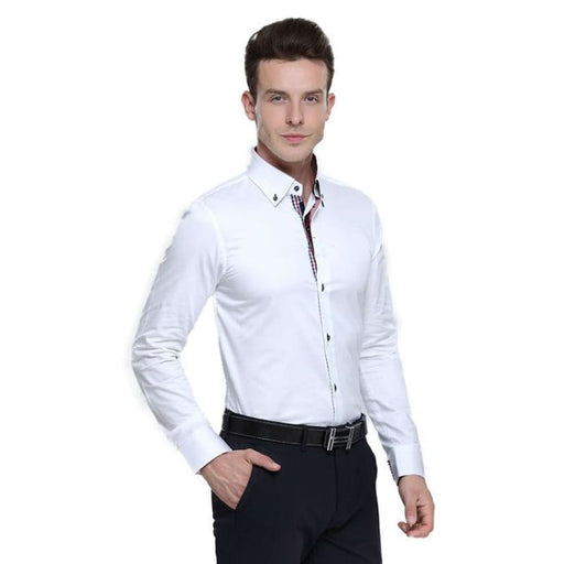 Fashion Mens Italian Shirt - Shirts