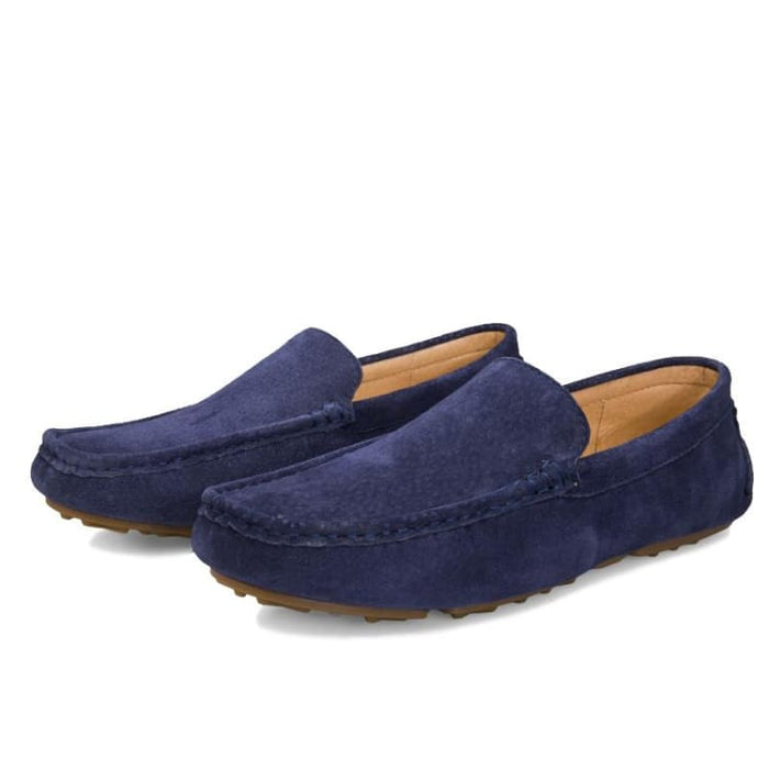 Fashion Mens shoes breathable moccasins comfortable - Loafers