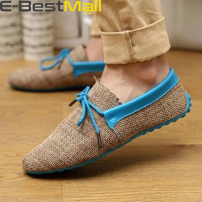 Fashion Mens Summer Loafer - Mens Casual Shoes