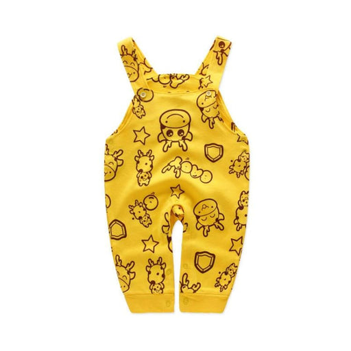 Fashion Suspender Baby Pants - Pants