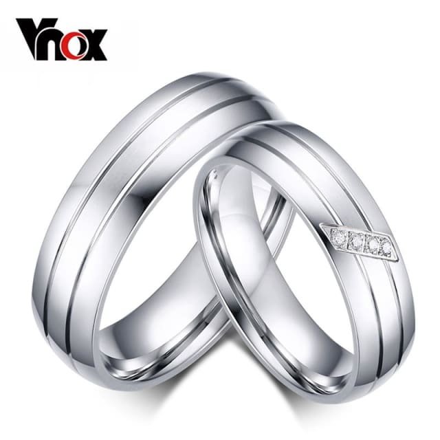 Fashion Wedding Rings for mens / womens Promise Ring 2018 - Ring