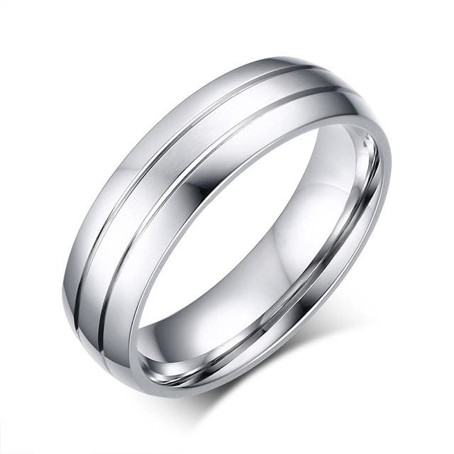 Fashion Wedding Rings for mens / womens Promise Ring 2018 - 5 / 1 piece for men - Ring