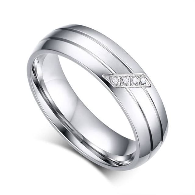 Fashion Wedding Rings for mens / womens Promise Ring 2018 - 5 / 1 piece for women - Ring