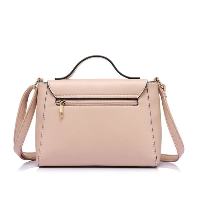 Handbags For women 2018 famous brands high quality shoulder bag fashion zipper crossbody bag women messenger bags - Handbags