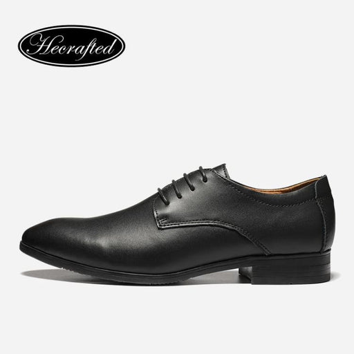 HECRAFTED Cow split leather Classic Men - Oxford Shoes