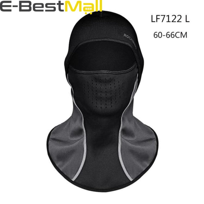 Hiking Thermal Headwear With Mask - LF7122 Large size - Hiking Cap