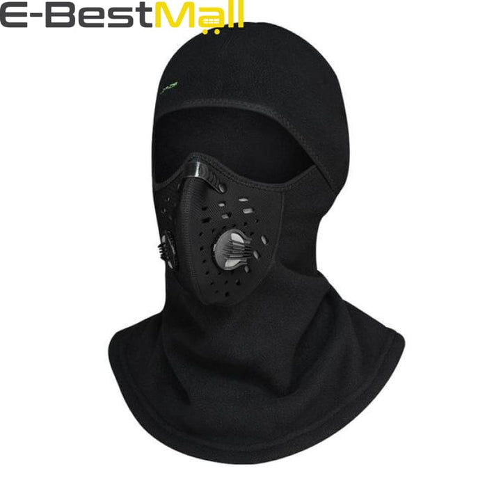 Hiking Thermal Headwear With Mask - LF7127 - Hiking Cap
