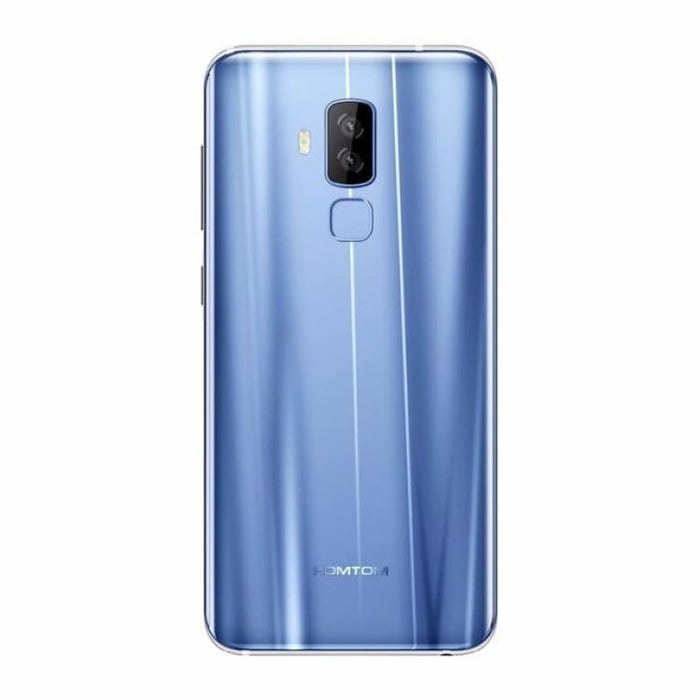 HOMTOM S8 4G Android 7.0 4GB+64GB MTK6750T Octa Core Smartphone Dual Back Cameras 5.7 inch HD Cell Phone LTE - Original Standard / Blue -
