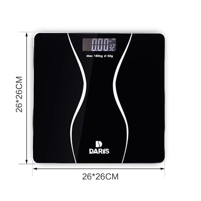 Household Scales For Weight Measuring - 26x26 - Bathroom Scales