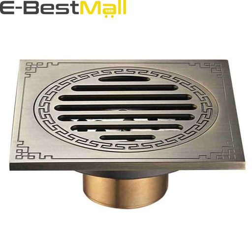 Linear Shower Floor Drain - Drains
