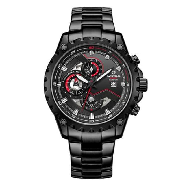 Luxury brand 2018 multifunctional mechanical mens waterproof - ST-8211-B7 - Mechanical