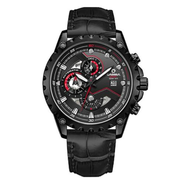 Luxury brand 2018 multifunctional mechanical mens waterproof - ST-8211-BL7 - Mechanical
