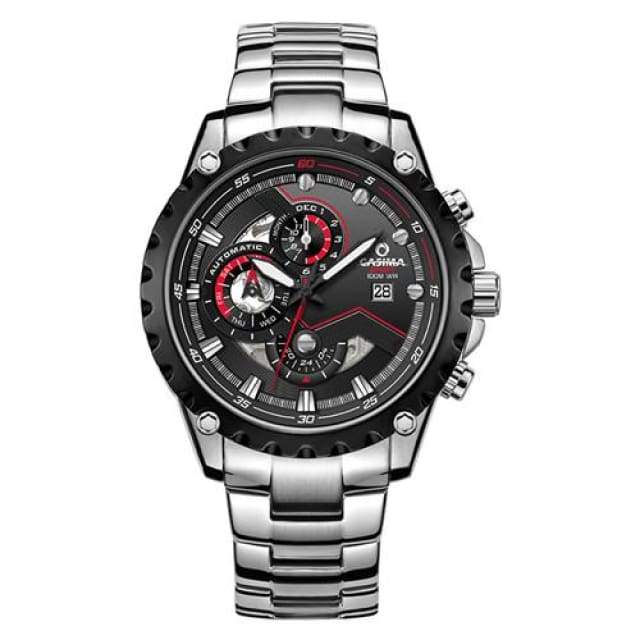 Luxury brand 2018 multifunctional mechanical mens waterproof - ST-8211-S7 - Mechanical