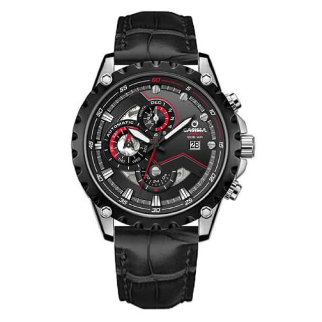 Luxury brand 2018 multifunctional mechanical mens waterproof - ST-8211-SL7 - Mechanical