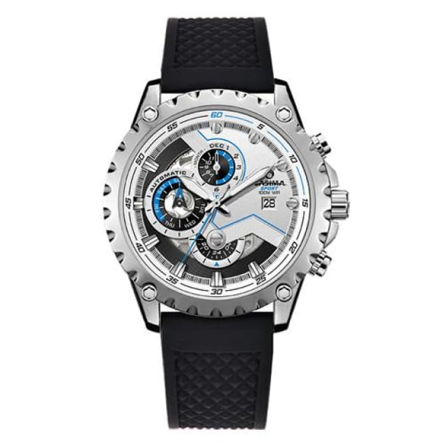 Luxury brand 2018 multifunctional mechanical mens waterproof - ST-8211-SP8 - Mechanical