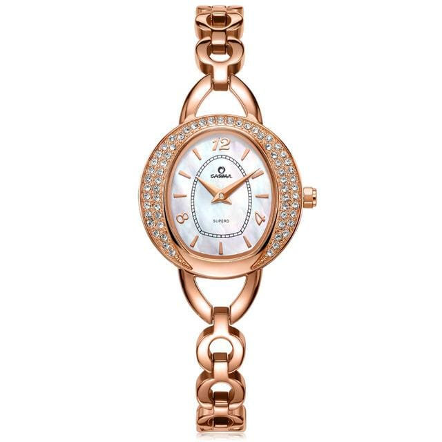 Luxury brand watches women Fashion beauty quartz watch for womens 2018 waterproof 50m - 2616 RS6 - Luxury watche