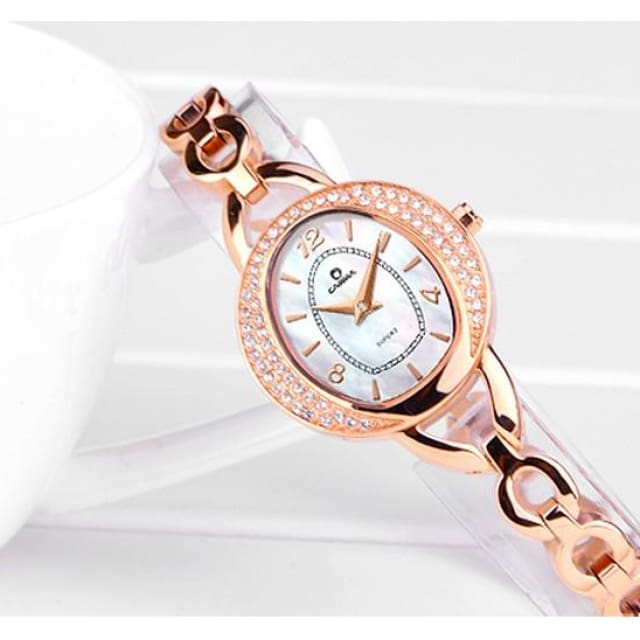 Luxury brand watches women Fashion beauty quartz watch for womens 2018 waterproof 50m - Luxury watche