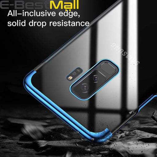 Luxury Cover Case For Galaxy S9 S9 Plus - Fitted Cases