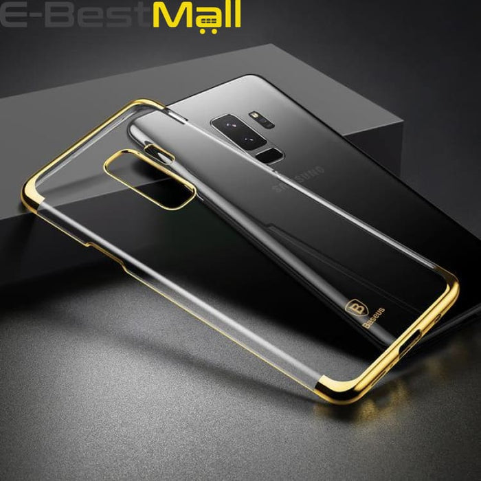 Luxury Cover Case For Galaxy S9 S9 Plus - Gold / For Galaxy S9 - Fitted Cases
