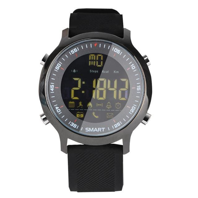 Luxury Mens Sports Watches Waterproof 50m Digital Smart Watch Men Fashion Casual Electronics - CMEX18 7 - Sport