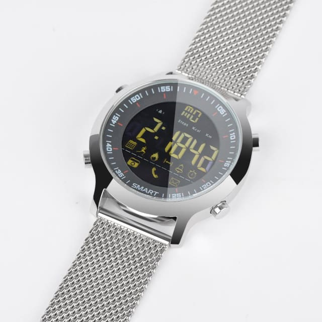 Luxury Mens Sports Watches Waterproof 50m Digital Smart Watch Men Fashion Casual Electronics - Sport