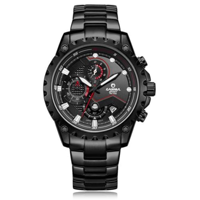 Luxury Sport Watches for men cool luminous mens quartz watch 2018 waterproof 100m - 8203 B7 - Quartz & Sport