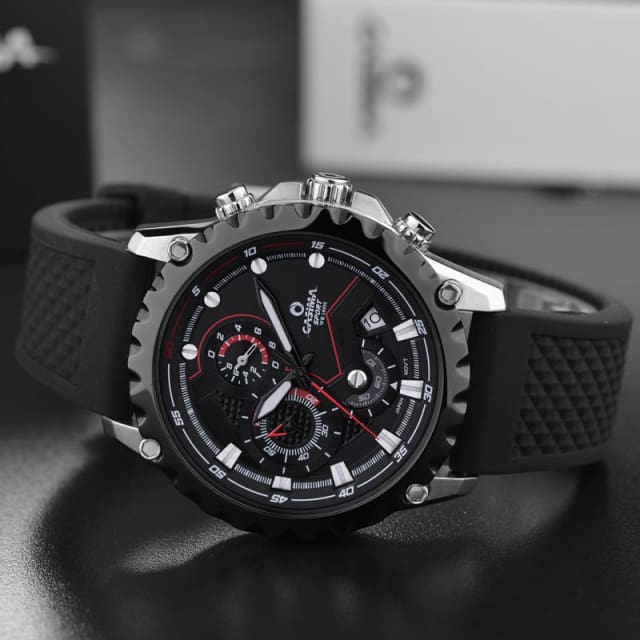 Luxury Sport Watches for men cool luminous mens quartz watch 2018 waterproof 100m - Quartz & Sport