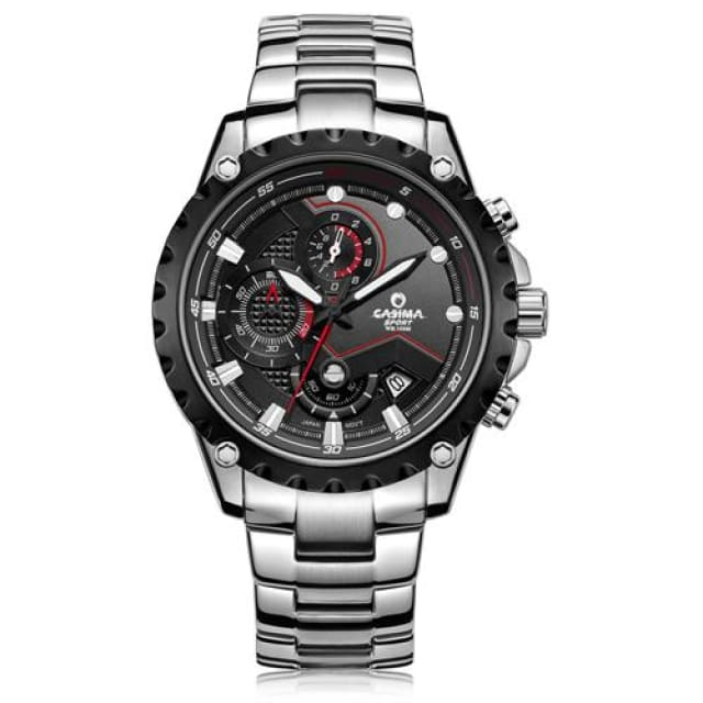 Luxury Sport Watches for men cool luminous mens quartz watch 2018 waterproof 100m - ST 8203 S7 - Quartz & Sport