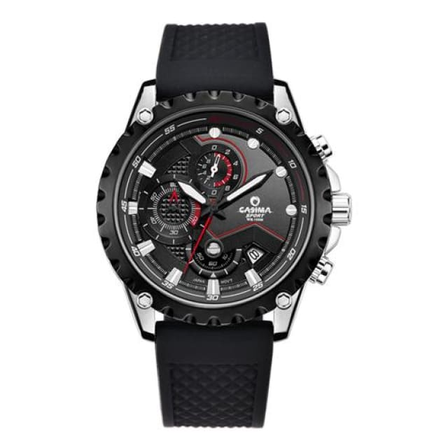 Luxury Sport Watches for men cool luminous mens quartz watch 2018 waterproof 100m - ST 8203 SP7 - Quartz & Sport