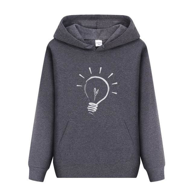 Men Hoodies sweatshirt 2018 - Dark Gray6 / M - Hoodie & Sweatshirt