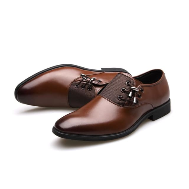 Mens Business Shoes - Oxford Shoes