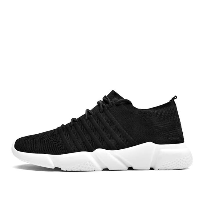 Mens Comfort Sneakers Lightweight Mesh - Mens Casual Shoes