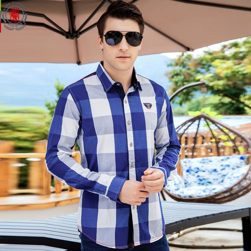 Mens Dress Shirts With Long Sleeve - Dress Shirts