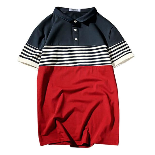 Mens Polo Cotton - Polo