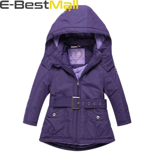 Modern Girls Winter Coat - 2T - Coat