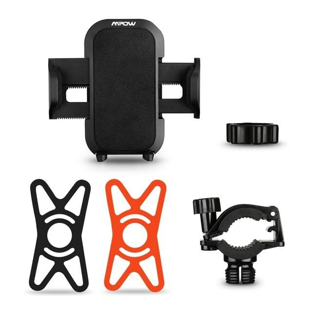 Mpow Bike Holder 360 Rotatable adjustable Universal phone holder Bicycle Mount Holder for iPhone samsung Xiaomi and GPS Device - China /